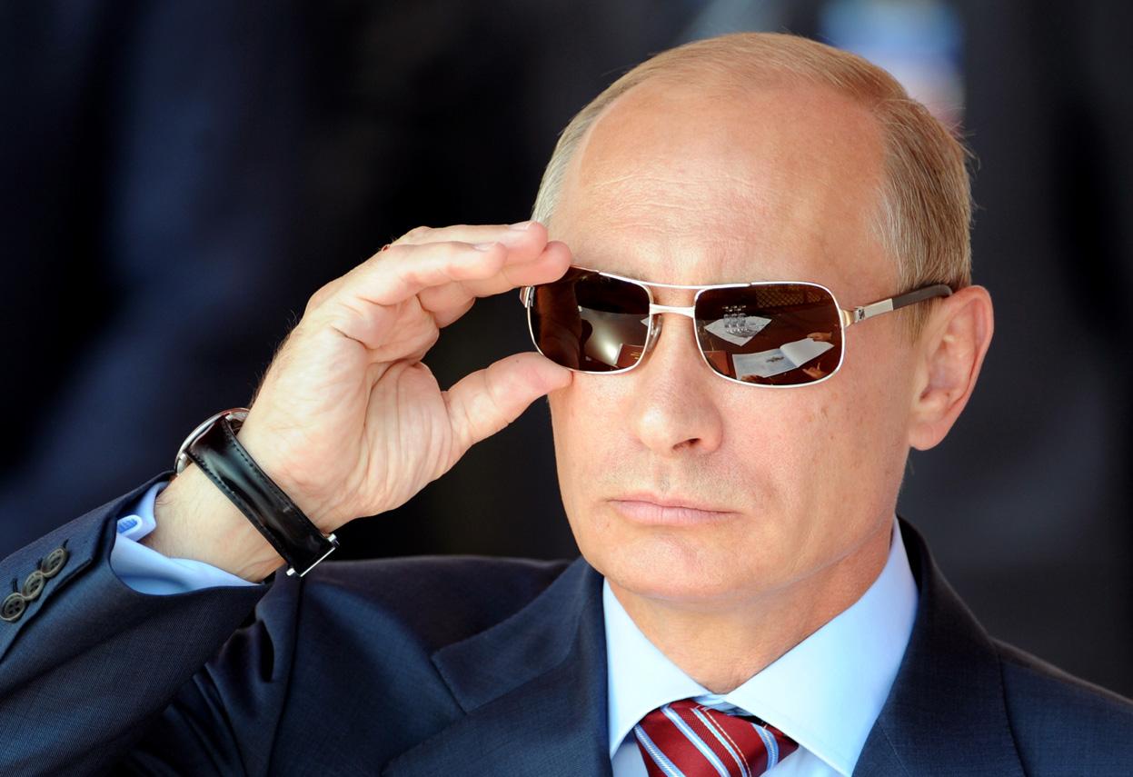 Vladimir Putin simte ca e invingator