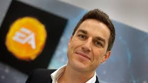 Andrew Wilson EA CEO